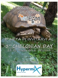 3° Chelonian Day a Messina